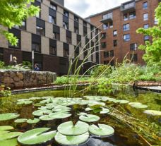 View Martin's Louvain-la-Neuve's picturesque hotel within sensational Brussels Waterloo  Mons.