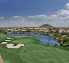 All The Foothills Golf Club's impressive golf course in astounding Arizona.
