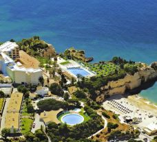 Pestana Viking Beach  Spa Resort boasts some of the most desirable sea views within Algarve