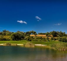 All The Silves Golf's scenic golf course in fantastic Algarve.