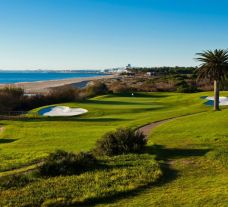 Vale do Lobo Ocean Course consists of several of the most popular golf course in Algarve