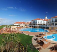The Praia D'el Rey Marriott Golf  Beach Resort's beautiful hotel within pleasing Lisbon.