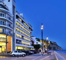 The Sana Sesimbra Hotel's impressive hotel within brilliant Lisbon.
