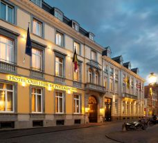 The Hotel Oud Huis de Peellaert's picturesque hotel in incredible Bruges  Ypres.