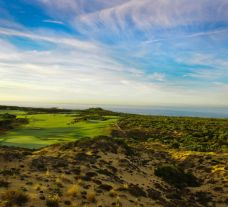 Oitavos Dunes Golf Course hosts lots of the premiere holes around Lisbon