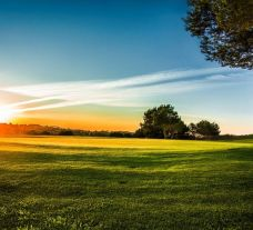 The Alenda Golf Course's scenic golf course situated in gorgeous Costa Blanca.