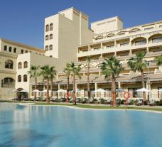 The Vincci Seleccion Envia Almeria's scenic hotel within marvelous Costa Almeria.