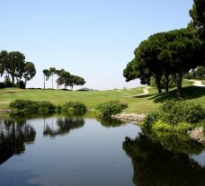 View Llavaneras Golf Club's lovely golf course within magnificent Costa Brava.