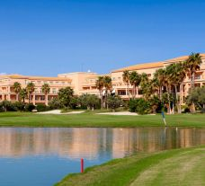 View Husa Alicante Golf Hotel's lovely hotel within magnificent Costa Blanca.
