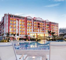 View Hotel Bonalba Alicante's picturesque hotel within magnificent Costa Blanca.