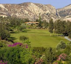 All The Secret Valley Golf Club's impressive golf course situated in breathtaking Paphos.