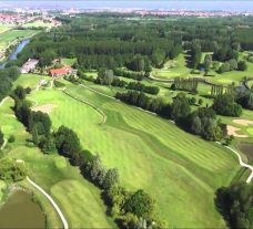 View Dunkirk Golf Blue Green's picturesque golf course situated in incredible Bruges & Ypres.
