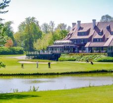 Golf & Countryclub De Palingbeek carries among the premiere golf course around Bruges & Ypres