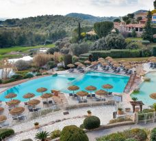 Dolce Fregate Provence Outdoor Pool