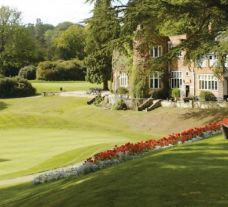 The Donnington Valley Golf Club's picturesque golf course situated in incredible Berkshire.