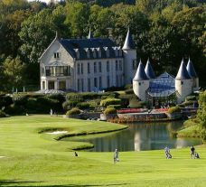 All The Cely Golf Club's impressive golf course situated in stunning Paris.