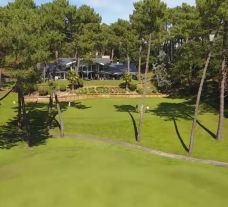 Golf Blue Green Seignosse includes some of the most desirable golf course near South-West France