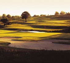 All The Golf Barriere de Saint-Julien's scenic golf course in sensational Normandy.