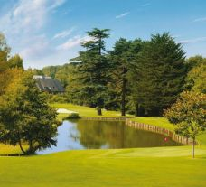 All The Deauville Saint Gatien Golf Club's picturesque golf course within astounding Normandy.