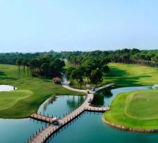 Sueno Golf Club consists of several of the most excellent golf course within Belek
