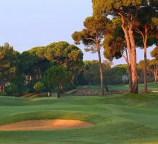 Gloria New Golf Course offers among the preferred golf course in Belek