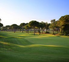 Gloria Old Golf Course carries several of the finest golf course near Belek