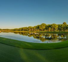 View Gloria Verde Golf Course's picturesque golf course within sensational Belek.