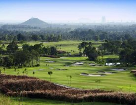 Siam Country Club Plantation Course provides several of the premiere golf course near Pattaya