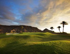 View Anfi Tauro Golf Course's picturesque golf course in dramatic Tenerife.