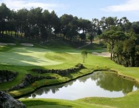 View Royal Mougins Golf Club's picturesque golf course in astounding South of France.