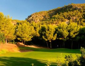 Real Golf de Bendinat boasts among the most desirable golf course in Mallorca
