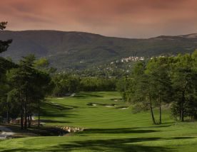 Terre Blanche offers some of the most desirable golf course near South of France