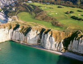 View Golf dEtretat's lovely golf course situated in brilliant Normandy.