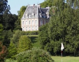 View Saint-Saens's scenic golf course within incredible Normandy.