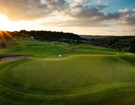All The Costa Navarino - The Dunes Course's impressive golf course situated in gorgeous Greece.