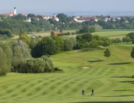 The Lederbach Golf Course's lovely golf course within sensational Germany.
