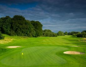 The Galgorm Castle Golf Club's lovely golf course in incredible Northern Ireland.