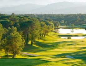 View Guadalmina North  South Courses's picturesque golf course in astounding Costa Del Sol.