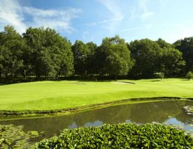 View Kedleston Park Golf Club's beautiful golf course within dramatic Derbyshire.