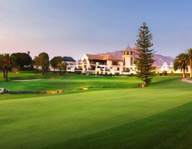 The Los Naranjos Golf Club's lovely golf course within sensational Costa Del Sol.