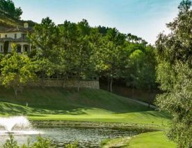 The Marbella Club Golf Resort's impressive golf course within impressive Costa Del Sol.