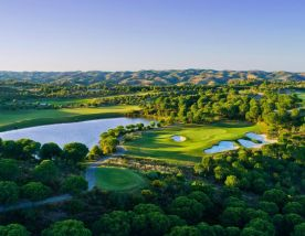 View Monte Rei Golf  Country Club's picturesque golf course situated in sensational Algarve.