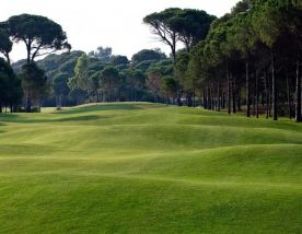 The Sueno Golf Club - Dunes Course's impressive golf course in incredible Belek.