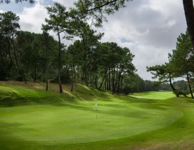 View Le Touquet La Foret's lovely golf course in brilliant Northern France.