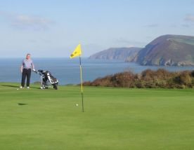 Ilfracombe Golf Course in North Devon