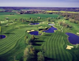 Crecy Golf Club has among the best golf course within Paris