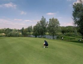 The Damme Golf & Country Club's impressive golf course situated in fantastic Bruges & Ypres.
