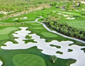 Golf Son Gual hosts several of the most excellent golf course near Mallorca