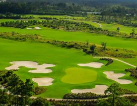 View Grande Dunes Golf's scenic golf course in impressive South Carolina.