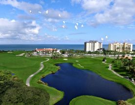 View Hammock Beach Resort Golf's lovely golf course in magnificent Florida.